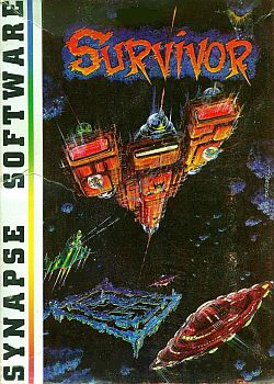 HTML5 / Игра Survivor (Commodore 64) на html, css и javascript