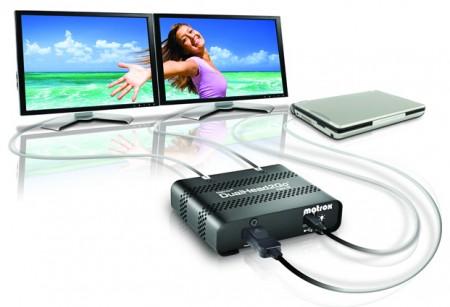 Адаптер Matrox DualHead2Go Digital SE