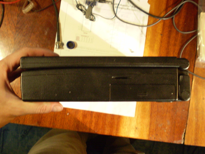 Старое железо / Старичок Dell Latitude XPi CD