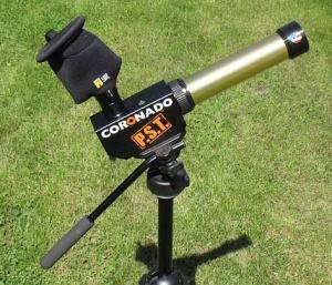Айтишник на отдыхе: прибамбасы к телескопу
