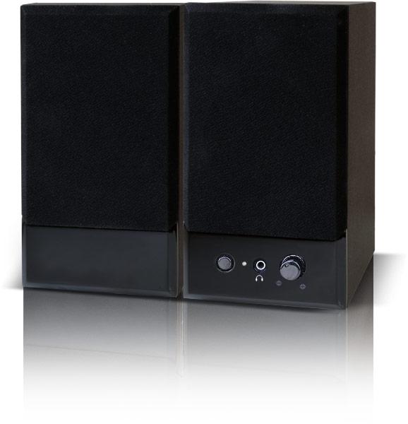 Акустическая система Microlab В57 относится к бюджетному сегменту