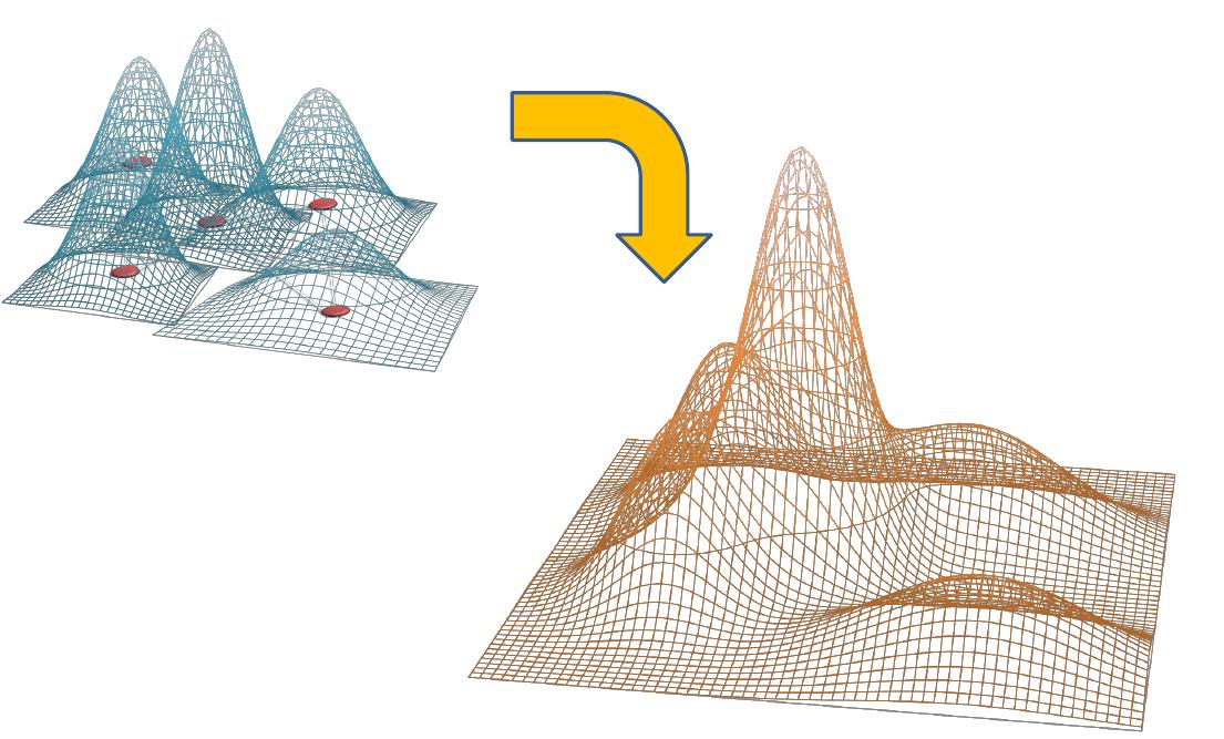 Алгоритм Улучшенной Самоорганизующейся Растущей Нейронной Сети (ESOINN)