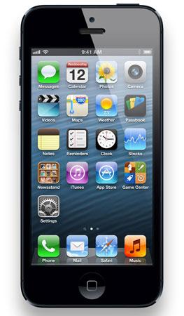 Аналитики IHS iSuppli подчитали стоимость комплектующих iPhone 5