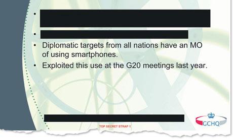 АНБ драма продолжается: GCHQ прослушивало переговоры политиков на саммите G20 и строило подставные интернет кафе