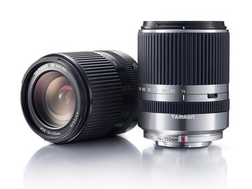 Продажи объектива Tamron 14-150mm F/3.5-5.8 Di III начнутся 26 июня по цене $589