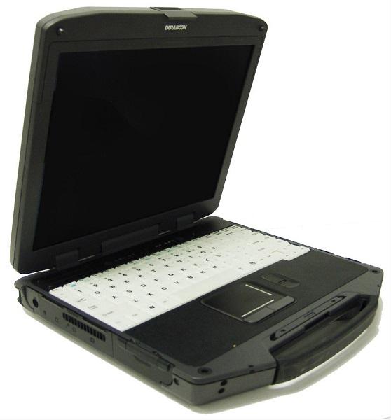 Анонсирован защищённый ноутбук GammaTech Durabook R8300