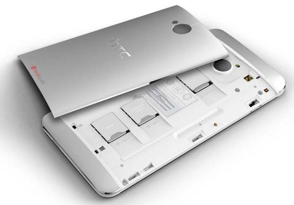 Смартфон HTC One Dual Sim поддерживает две активные карты SIM