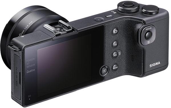 Характерной чертой камер Sigma dp Quattro является корпус продолговатой формы