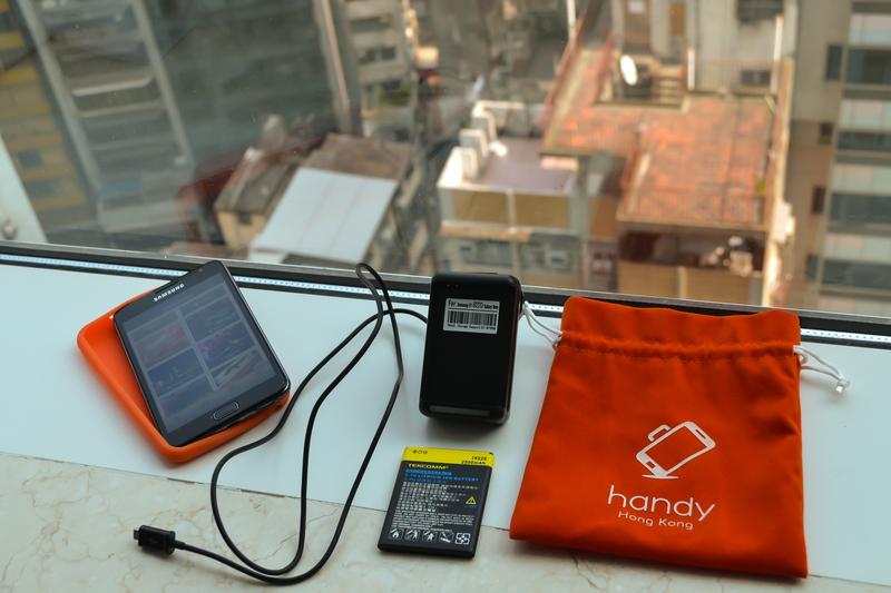 Аренда телефона с безлимитным интернетом в Гонконге и Сингапуре