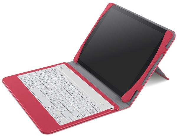 Ассортимент Belkin пополнили клавиатуры и чехлы для планшета Apple iPad Air