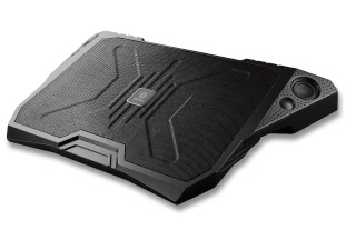 Ассортимент Enermax пополнили охлаждающие подставки для ноутбуков Aeolus Vegas, AeroOdio, Aeolus Pure, Twisterflow 15 и Twisterflow 17