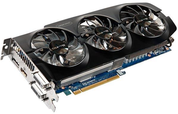 Ассортимент Gigabyte пополнился еще одной 3D-картой GeForce GTX 660 Ti WindForce 3 с 3 ГБ памяти