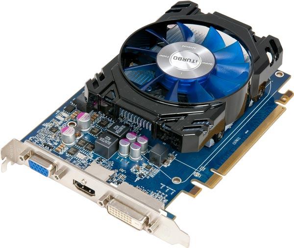 Компоненты 3D-карты HIS R7 250 iCooler Boost Clock 1GB GDDR5 работают на штатных частотах