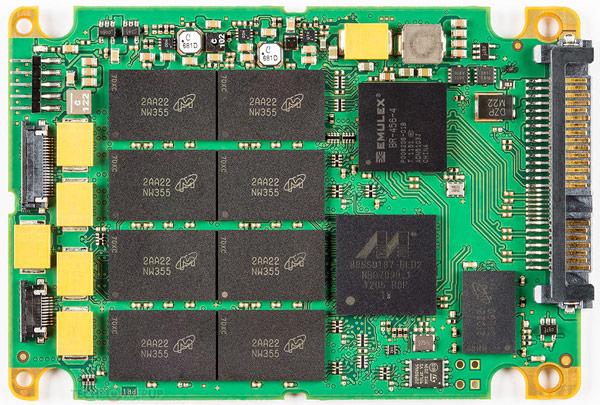 Выпуск и поставки накопителей Micron P410m с интерфейсом SAS 6 Гбит/с по каналам OEM уже начались