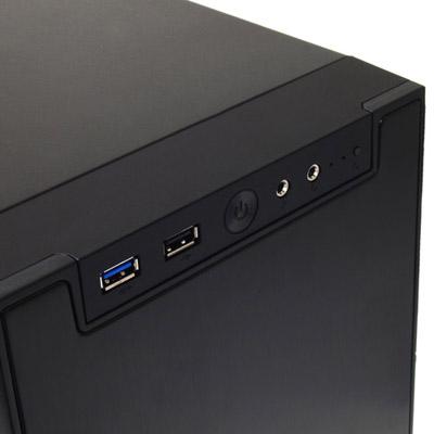 Ассортимент Scythe пополнился корпусом Monobox ATX