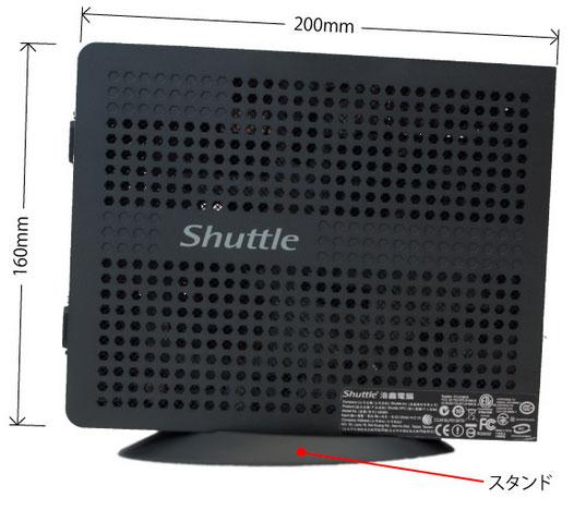Shuttle XS3600V