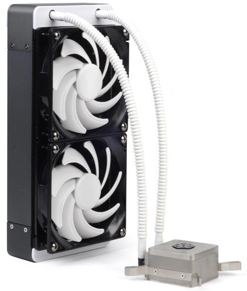 Модели Tundra TD02 достался радиатор размерами 278 х 124 х 45 мм, Tundra TD03 — 159 х 124 х 45 мм