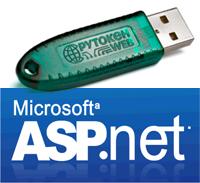 Аутентификация на Asp.net сайтах с помощью Rutoken WEB
