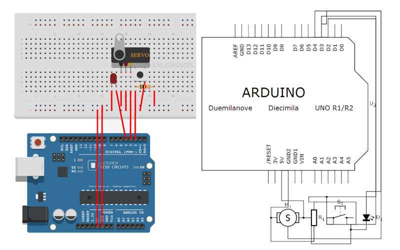 Автоматизация смыва унитаза на arduino z wave Версия