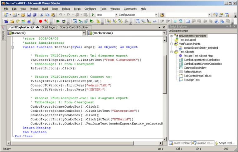 Автоматизация тестирования программных систем