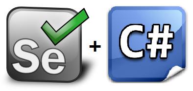 Selenium + C#