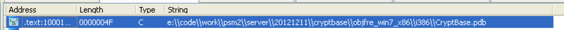 Бэкдор Win32/Syndicasec.A используется в операции кибершпионажа