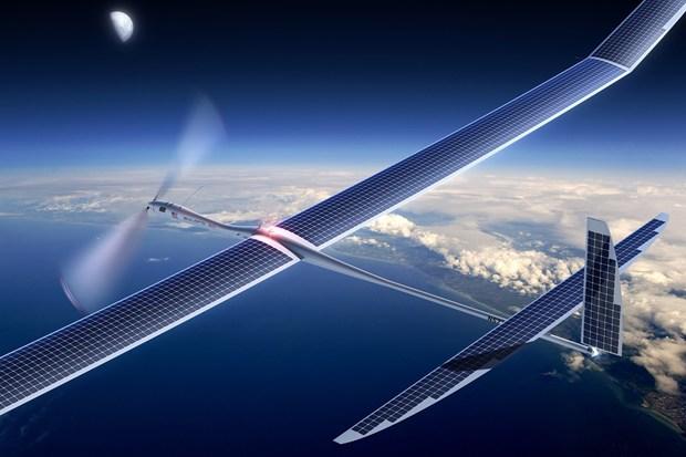 Беспилотный аппарат на солнечных батареях собираются запустить в полет на 5 лет