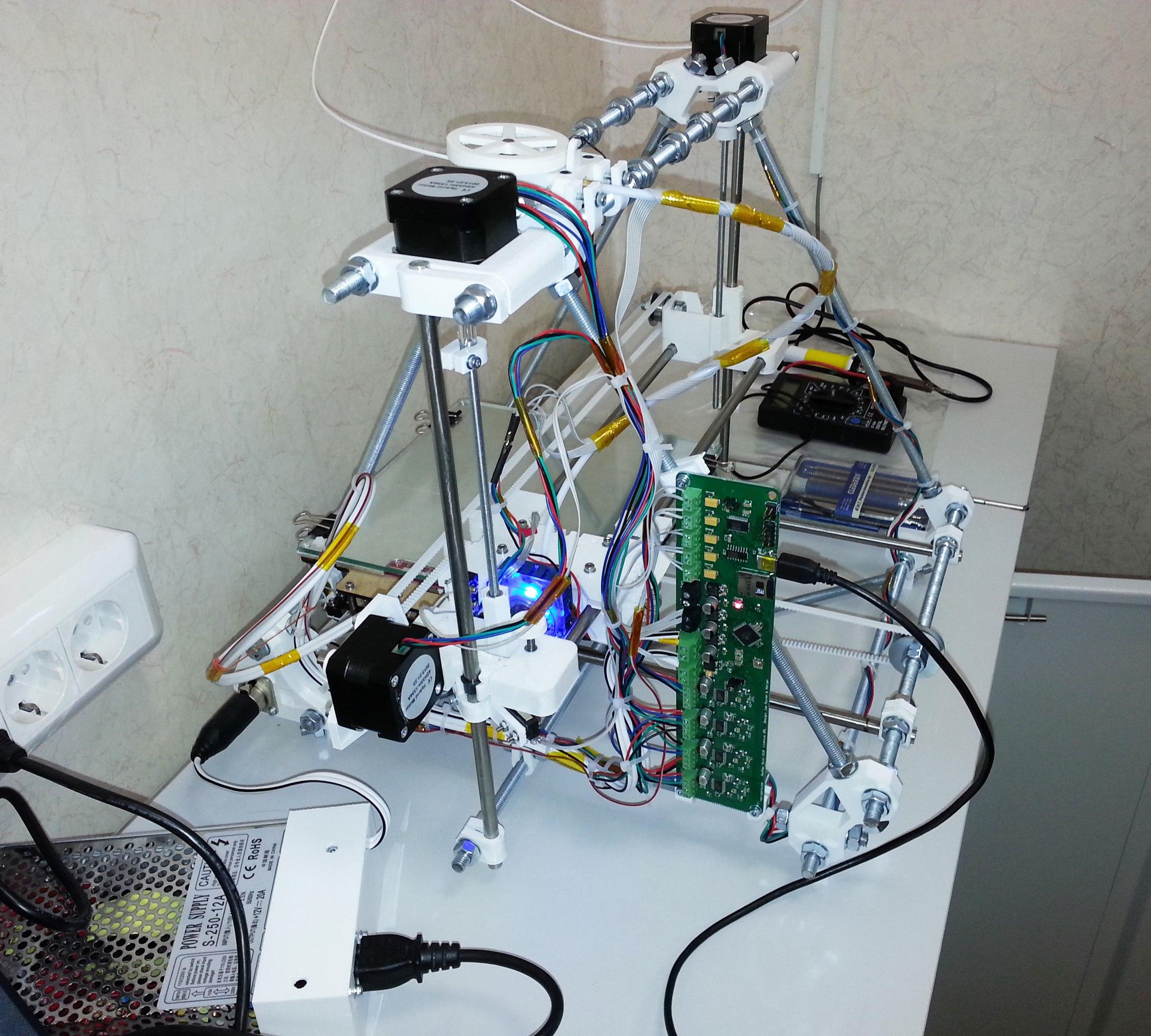 Бесплатный вебинар «Создание бизнеса без вложений: Студия 3D моделирования и робототехники». Ведет Анатолий Гармашов