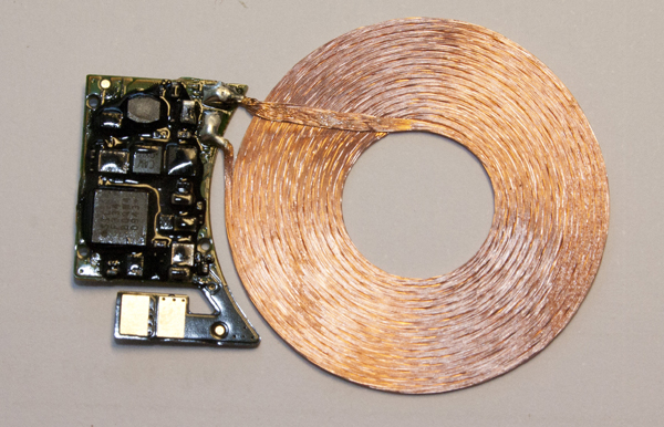 Беспроводная зарядка для телефона своими руками фото