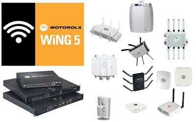 Беспроводные сети Motorola на базе архитектуры WING5