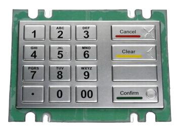 Безопасность в международных платёжных системах. Криптооборудование