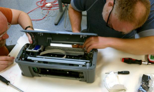 3д принтер на ардуино своими руками