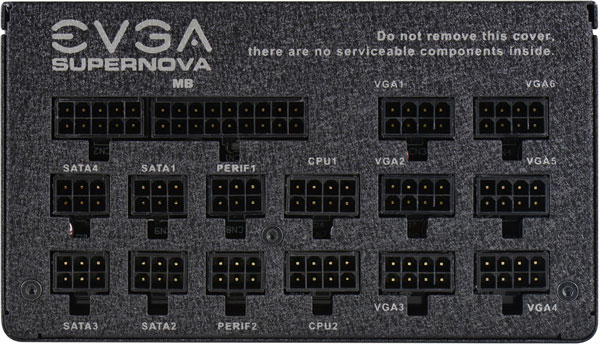 Блок питания EVGA SuperNOVA 1200 P2 продается по цене $270