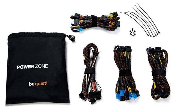 Цена БП Be Quiet! Power Zone мощностью 650 Вт составляет 105 евро, 750 Вт — 125 евро, 850 Вт — 149 евро, 1000 Вт — 169 евро