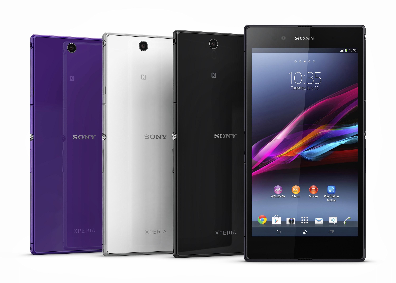 Больше всех — обзор Sony Xperia Z Ultra