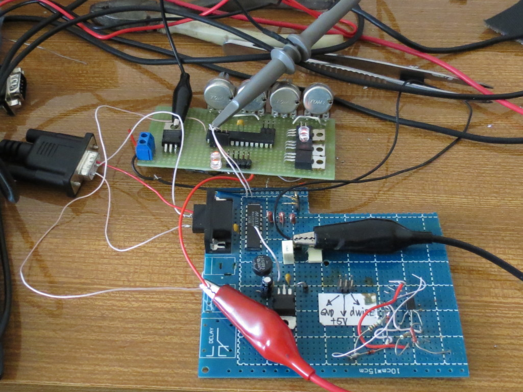 Бутлоадер с AES 128 и EAX на AVR Assembler в 1024 байта