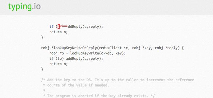 Быстрый набор кода для разработчиков — typing.io