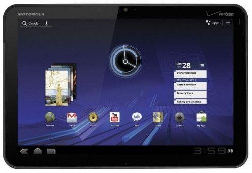 Motorola Xoom 3G подешевел на 200 долларов