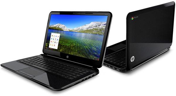 Цены на «хромбуки» HP Pavilion 14 Chromebook начинаются с $330