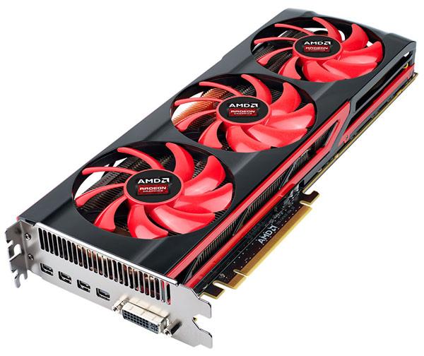 Снижение цен на 3D-карты Radeon HD 7990 позволит им успешнее конкурировать с моделями верхнего уровня на GPU Nvidia