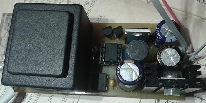 Часы на газоразрядных индикаторах