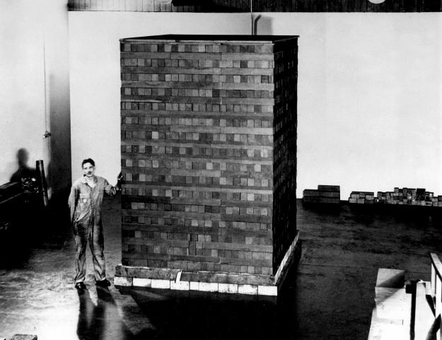 Чикагская поленница — 1: первый в мире ядерный реактор