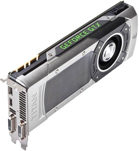 3D-карта NVIDIA GeForce GTX Titan представлена официально