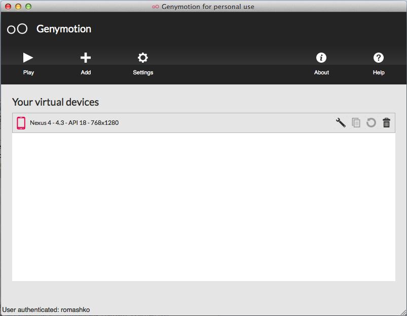 Что делать, если под рукой нет Android устройства? Обзор Android эмуляторов