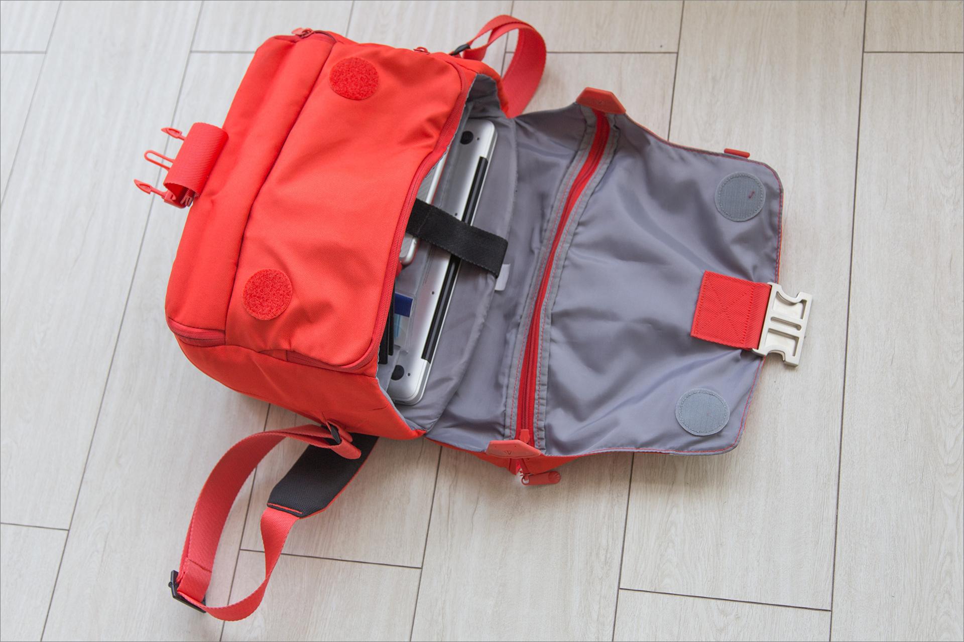 Что хабровчане носят с собой, или хвастаемся EDC (+ обзор рюкзака Thule TCBP 217)