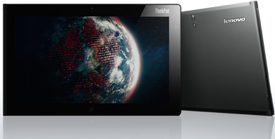 Что ждать от Lenovo Thinkpad Tablet 2?