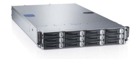 Одними из ярких представителей TWIN-серверов являются серверы Dell С6000 серии