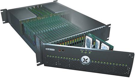 Блейд-сервера RLX Technologies