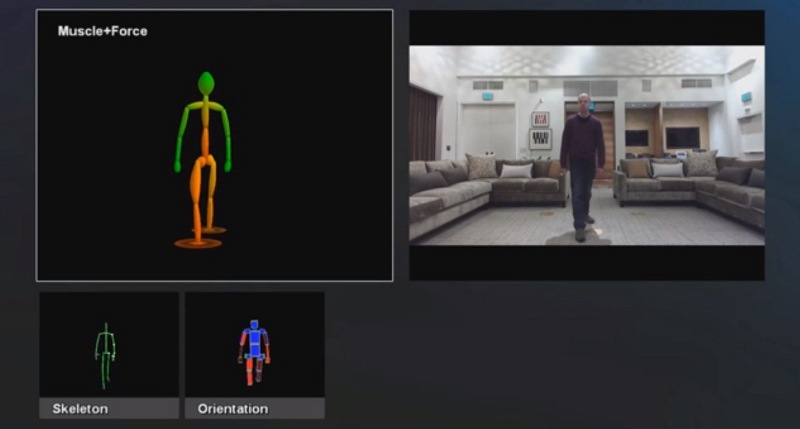 Рисунок 3. Идея «времени полета» легла в основу работы камеры нового Kinect.