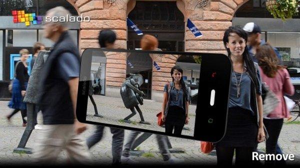 Обработка изображений / Программа Remove убирает лишних людей с фотографии